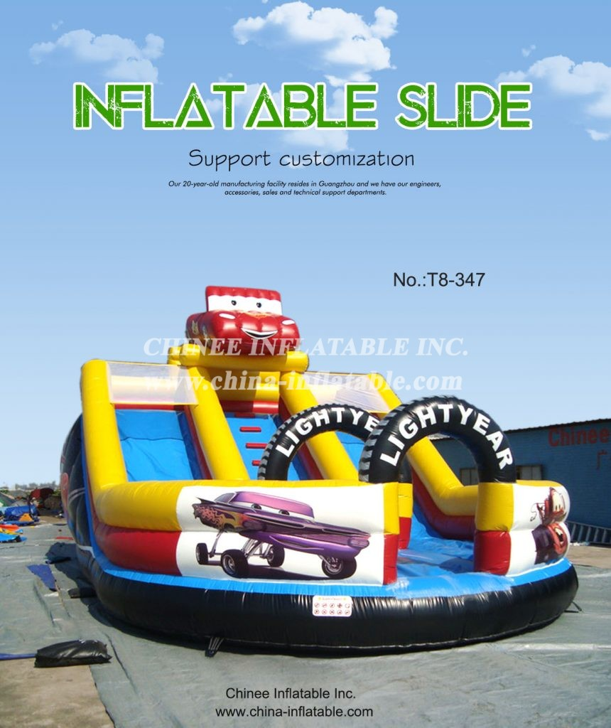 t8-347 - Chinee Inflatable Inc.