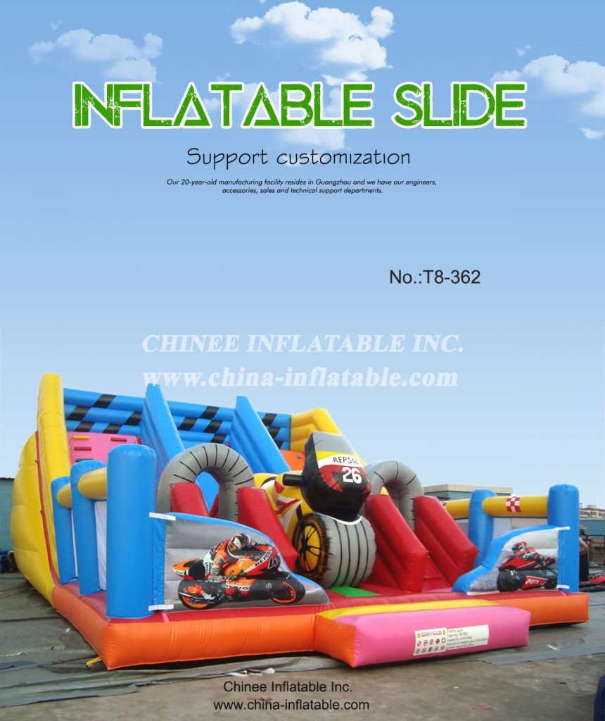 t8-362 - Chinee Inflatable Inc.