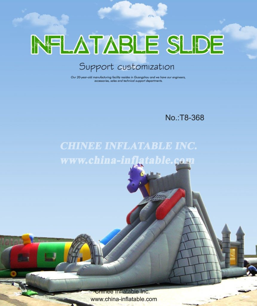t8-368 - Chinee Inflatable Inc.
