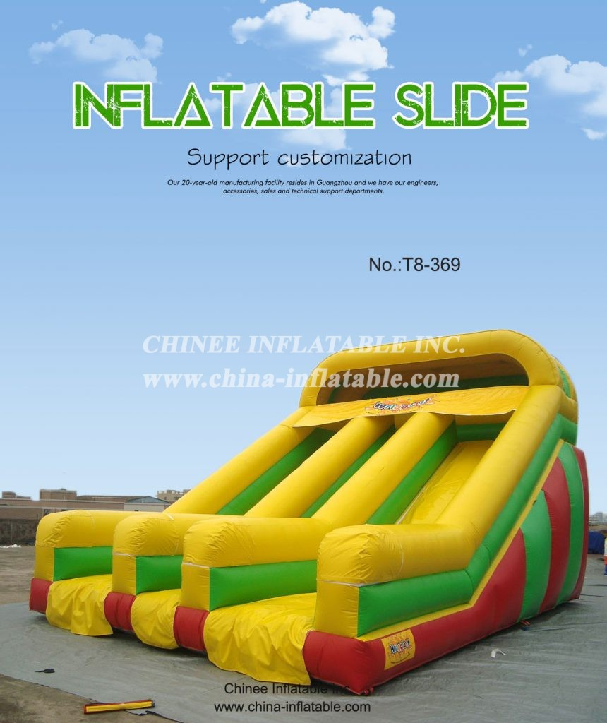 t8- 369 - Chinee Inflatable Inc.