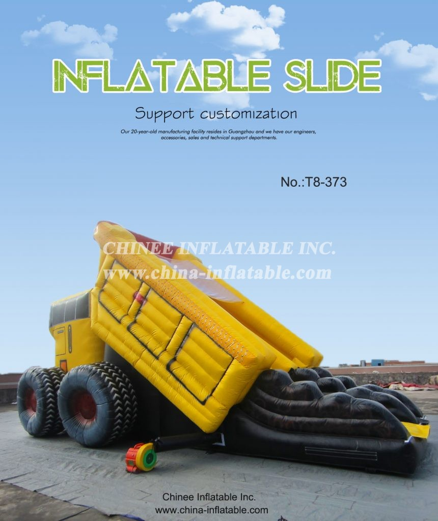 t8-373 - Chinee Inflatable Inc.
