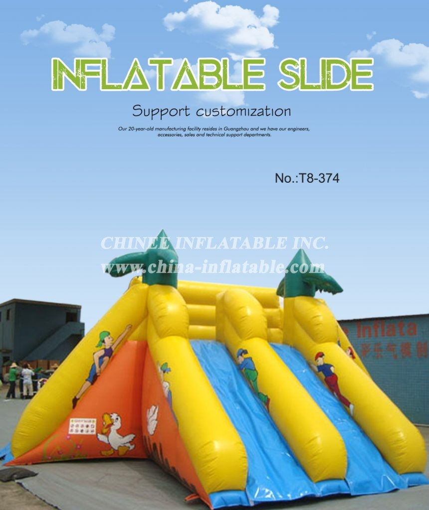 t8-374 - Chinee Inflatable Inc.
