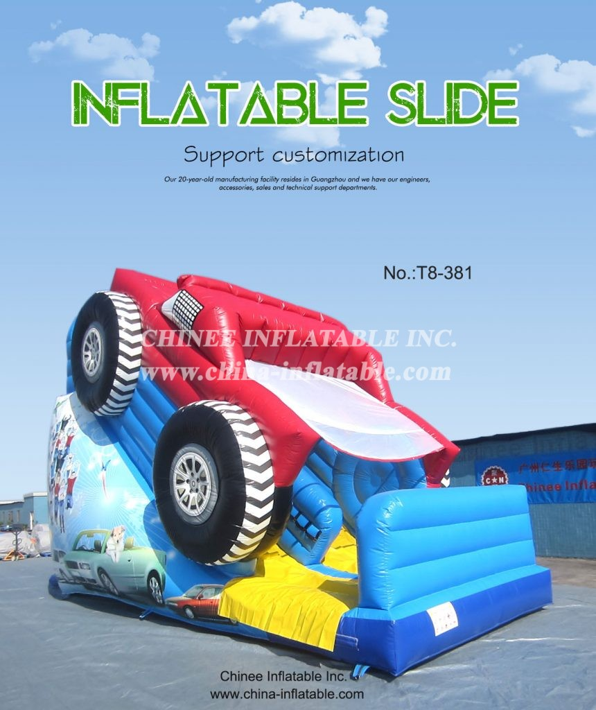 t8-381 - Chinee Inflatable Inc.