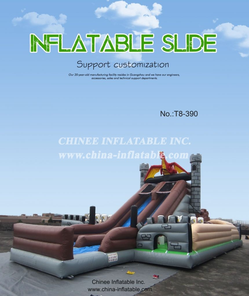 t8-390 - Chinee Inflatable Inc.