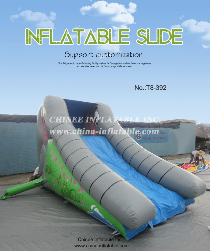 t8-392 - Chinee Inflatable Inc.
