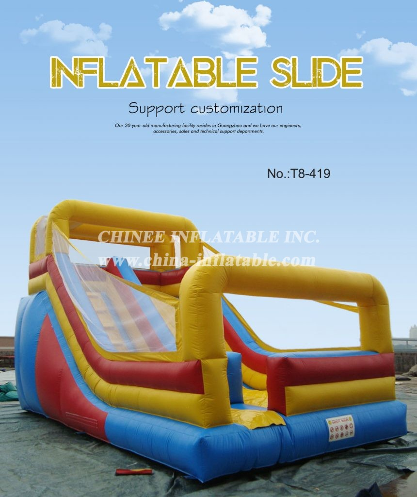 t8-419 - Chinee Inflatable Inc.