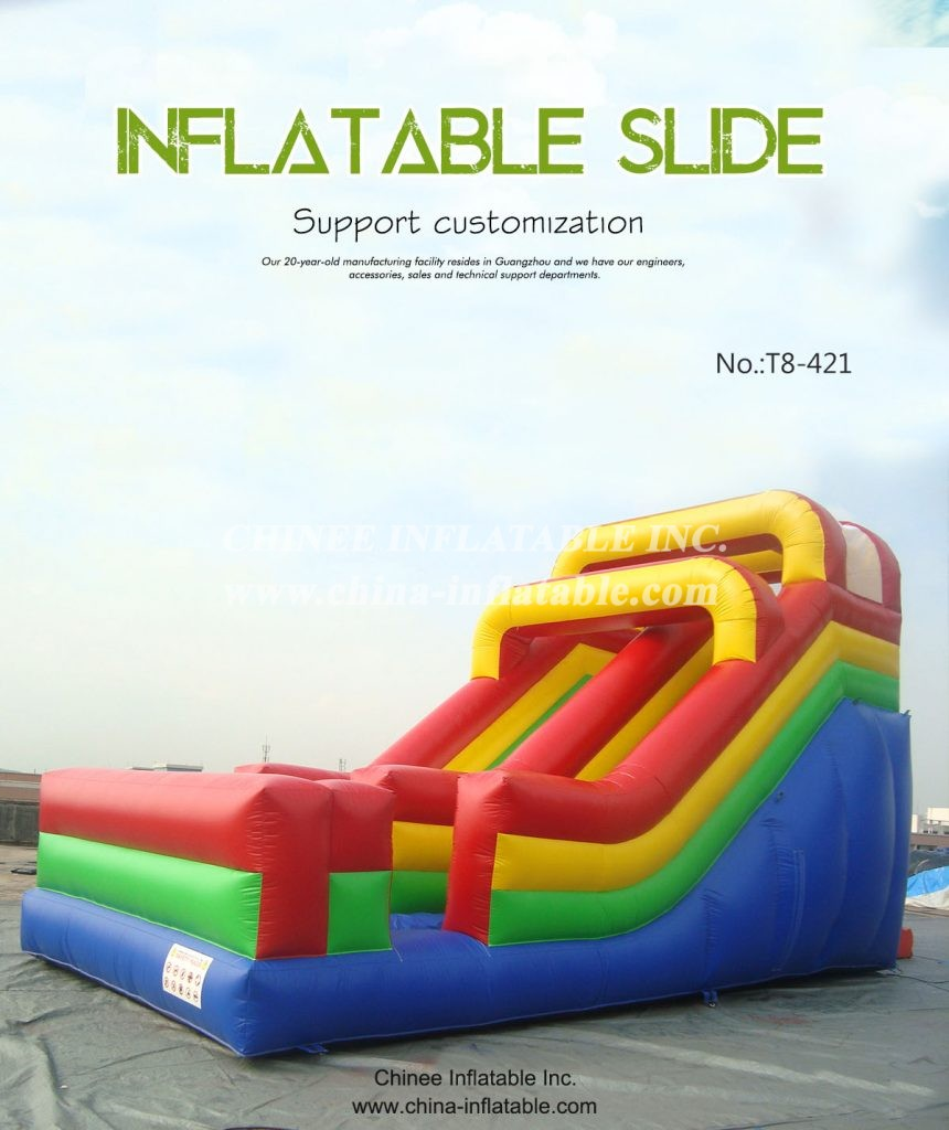 t8- 421 - Chinee Inflatable Inc.