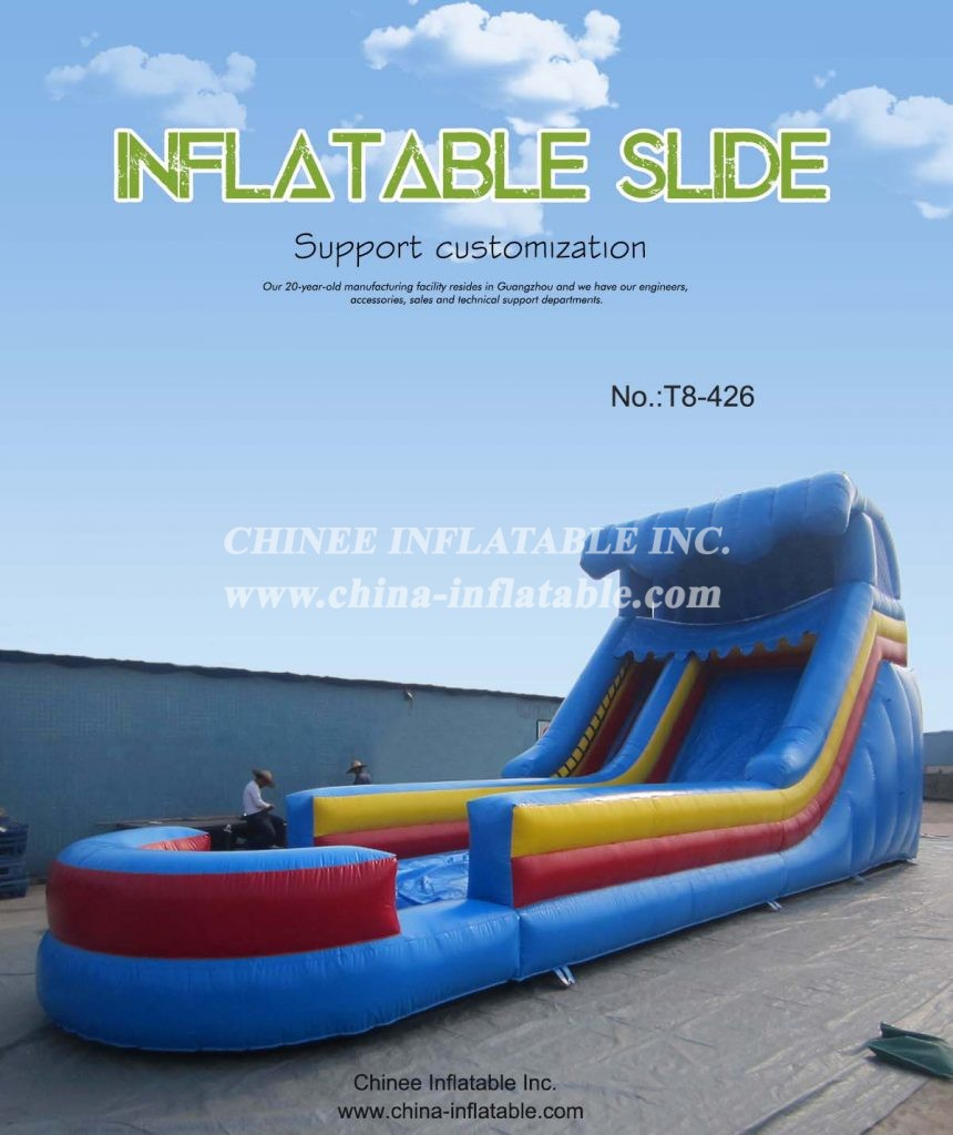 t8-426 - Chinee Inflatable Inc.
