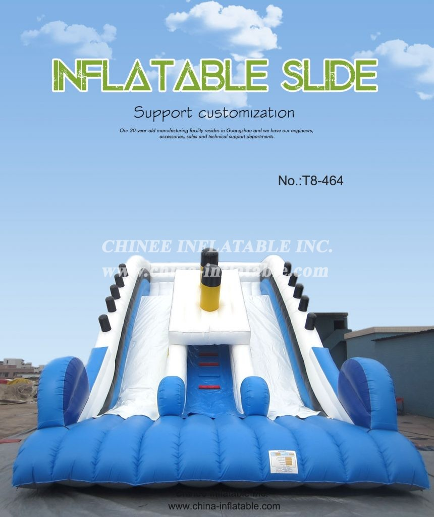 t8-464 - Chinee Inflatable Inc.