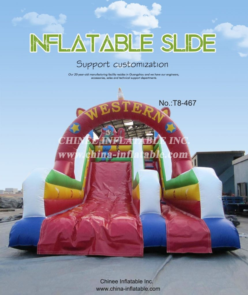 t8-467 - Chinee Inflatable Inc.