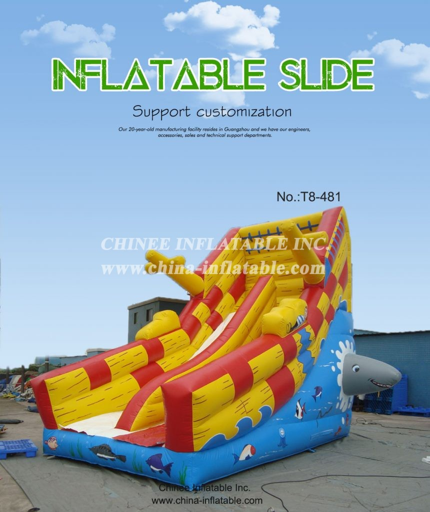 t8-481 - Chinee Inflatable Inc.