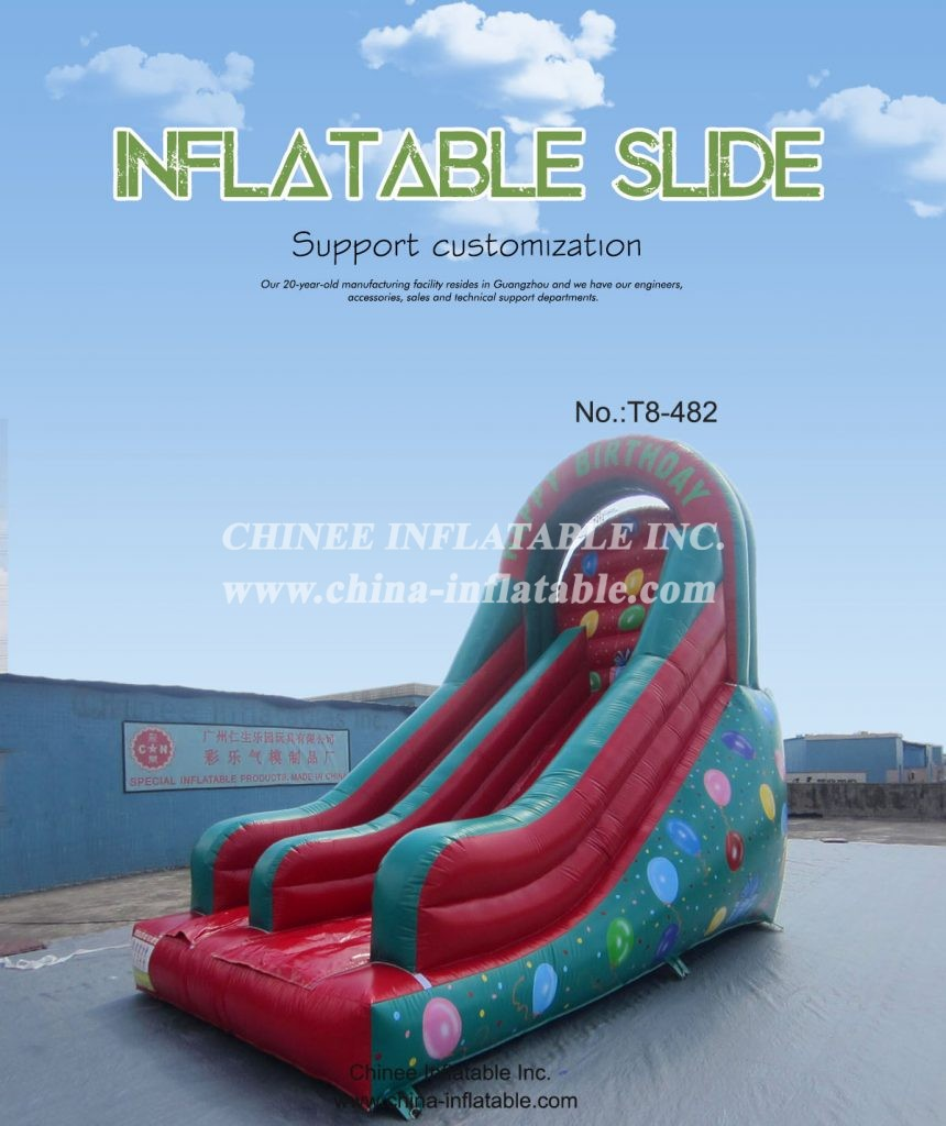 t8-482 - Chinee Inflatable Inc.