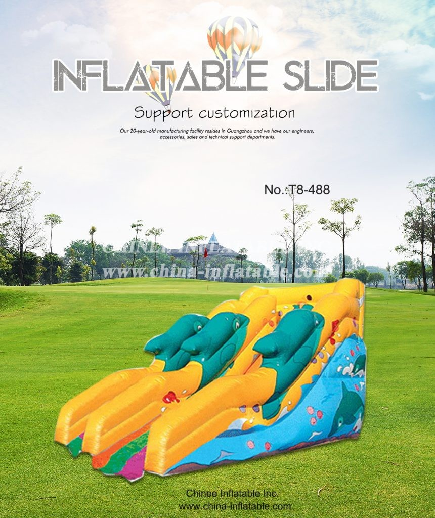 t8-488 - Chinee Inflatable Inc.