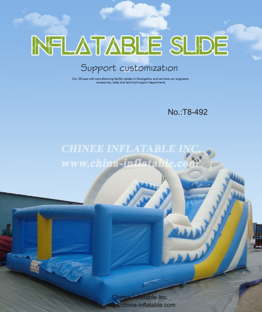 t8-492 - Chinee Inflatable Inc.