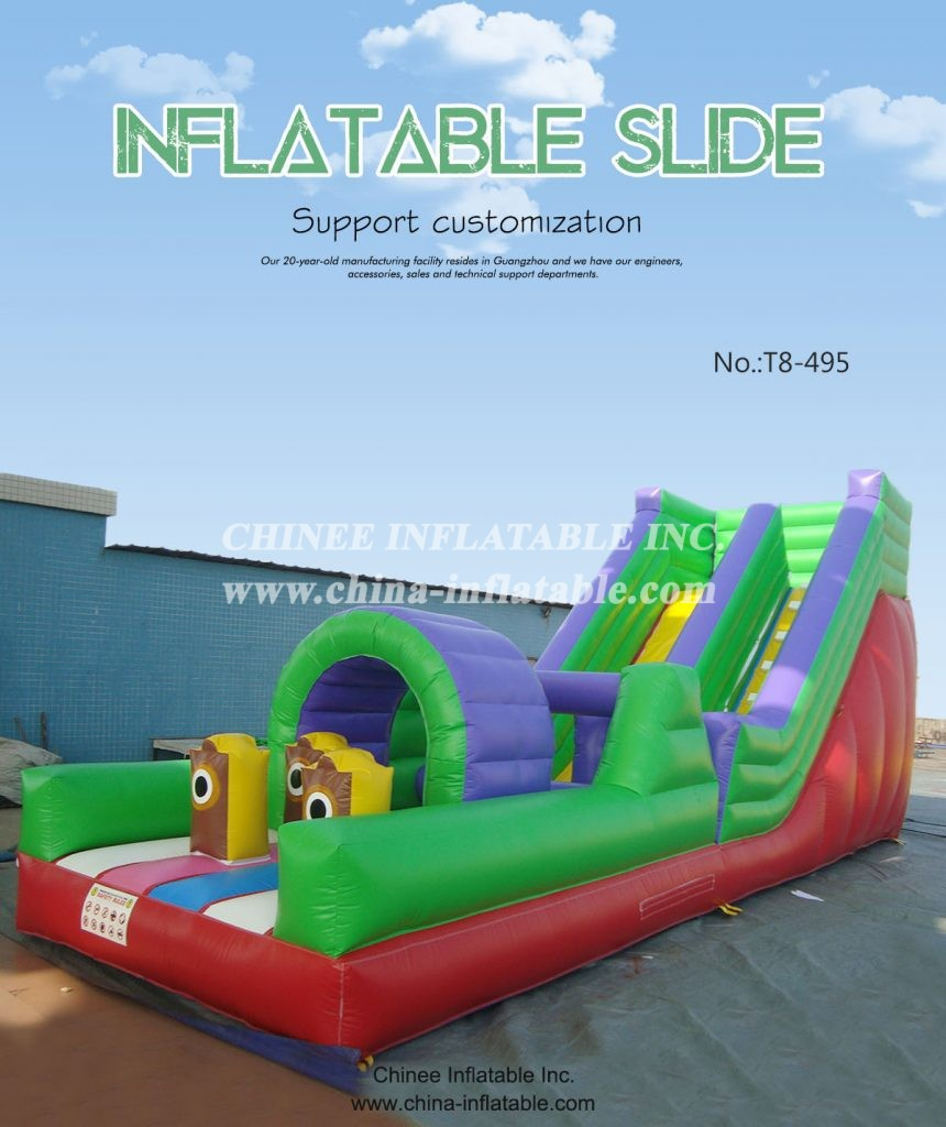 t8-495a - Chinee Inflatable Inc.