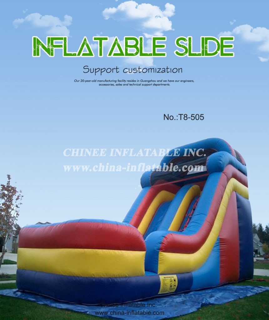 t8-505 - Chinee Inflatable Inc.