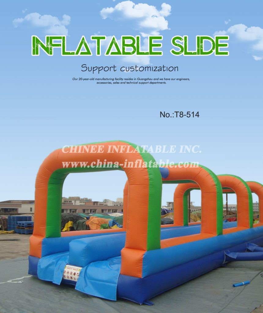 t8-514d - Chinee Inflatable Inc.