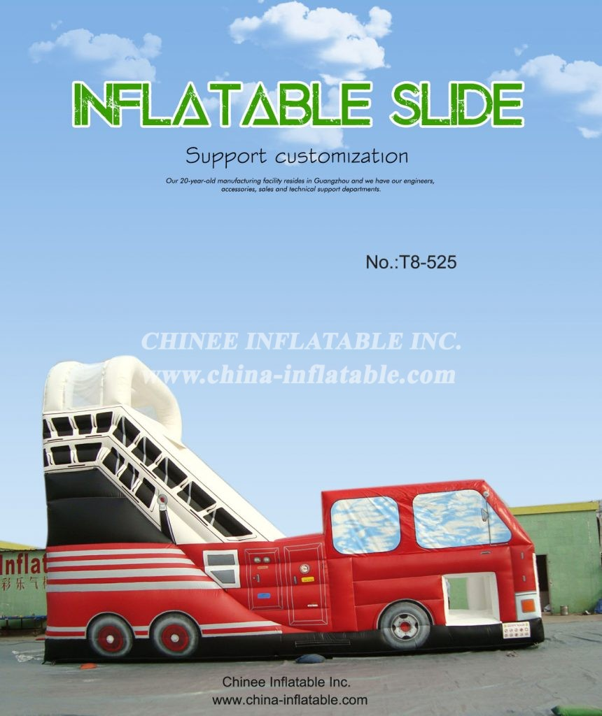 t8-525 - Chinee Inflatable Inc.