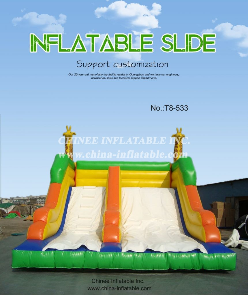 t8-533 - Chinee Inflatable Inc.