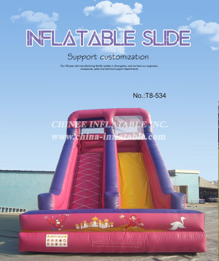 t8-534粉 - Chinee Inflatable Inc.