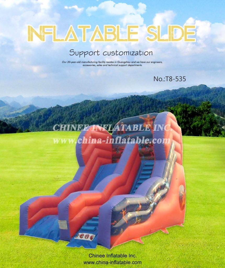 t8-535 - Chinee Inflatable Inc.
