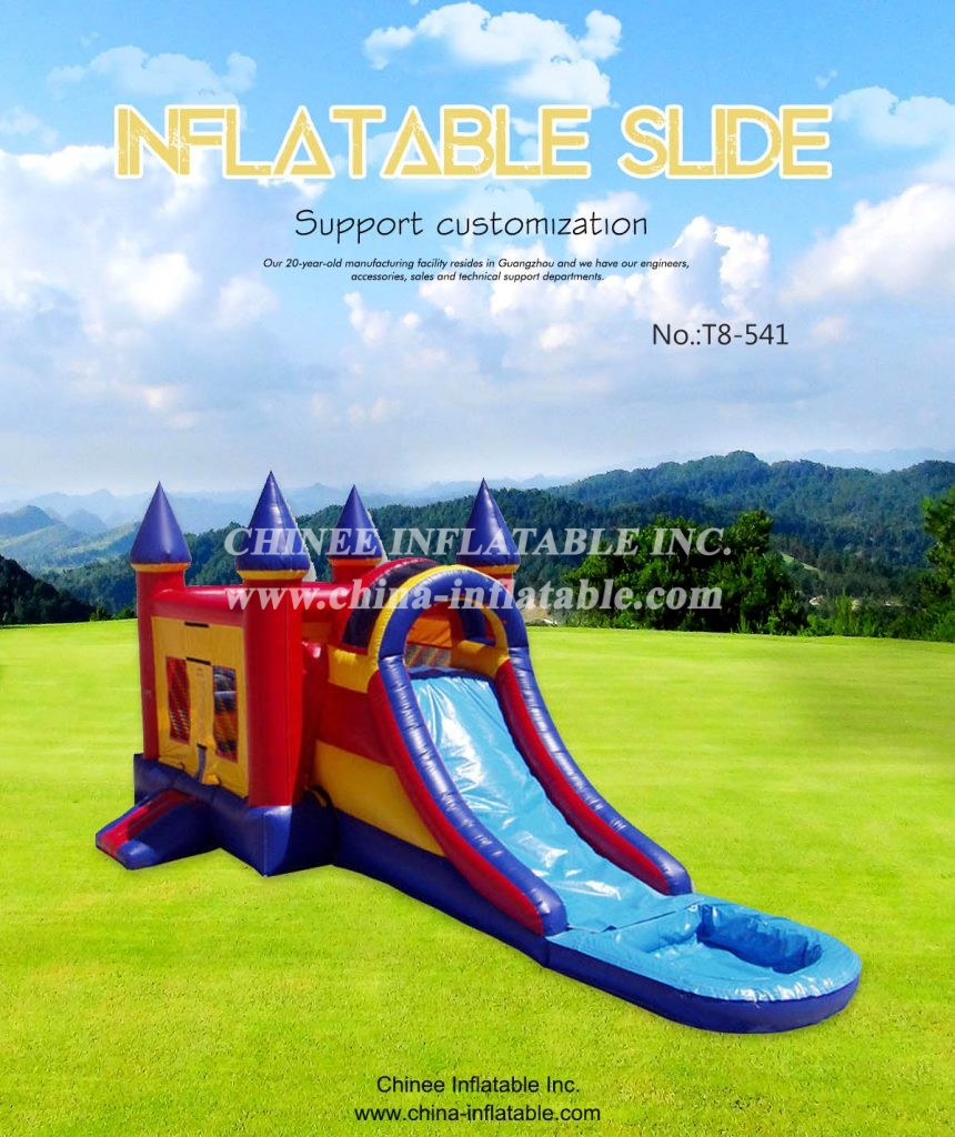 t8-541 - Chinee Inflatable Inc.
