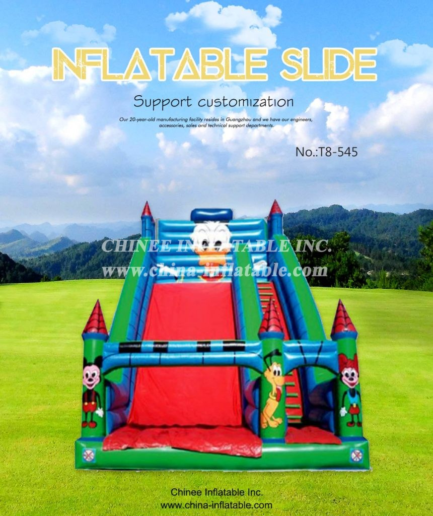 t8-545 - Chinee Inflatable Inc.