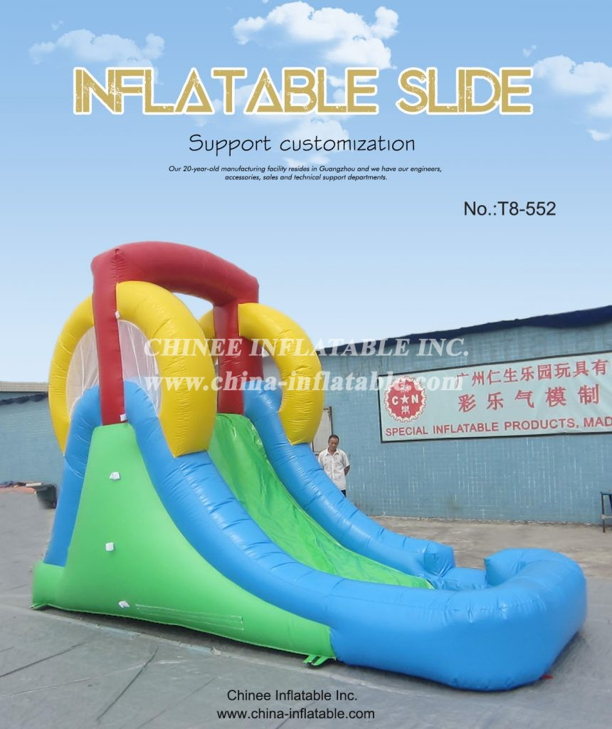 t8-552 - Chinee Inflatable Inc.