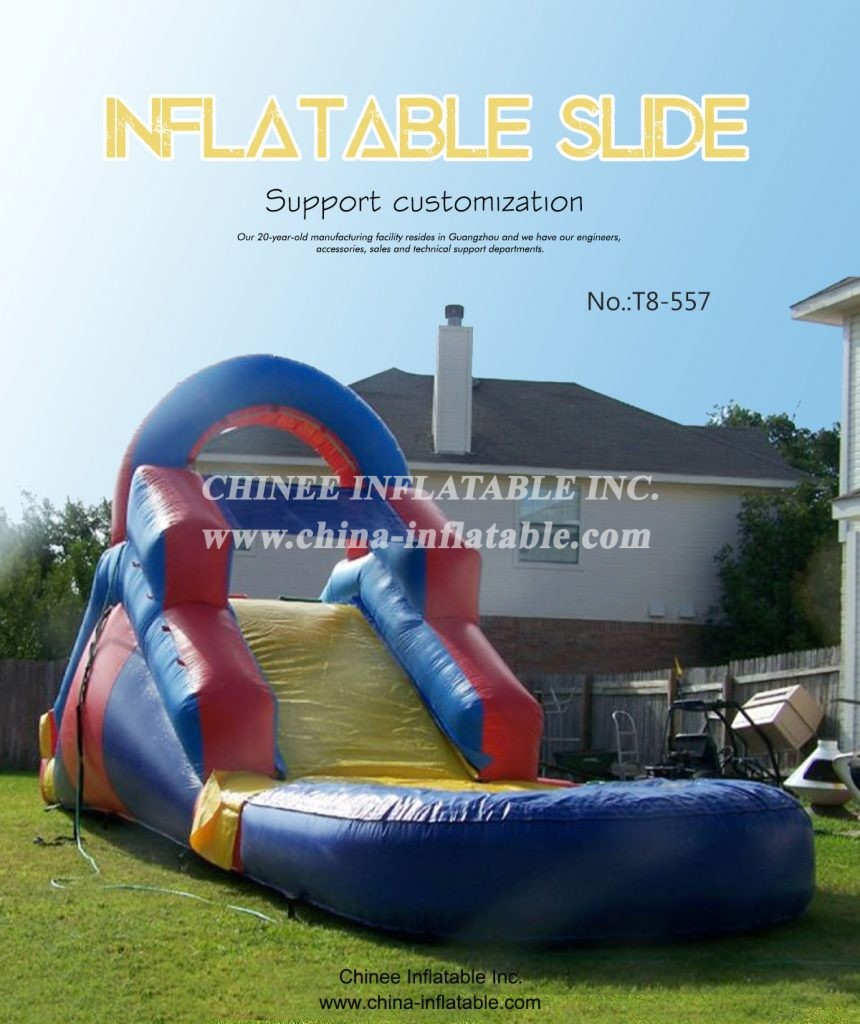 t8-557 - Chinee Inflatable Inc.