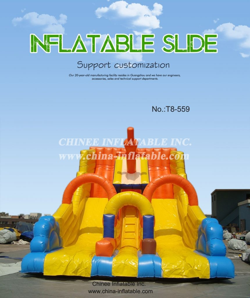 t8-559 - Chinee Inflatable Inc.