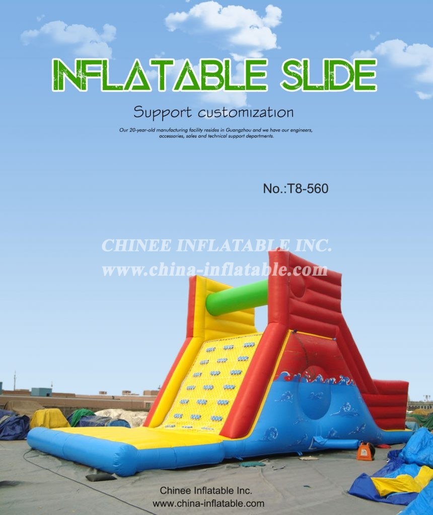 t8-560 - Chinee Inflatable Inc.