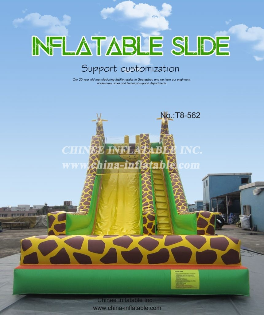 t8-562 - Chinee Inflatable Inc.