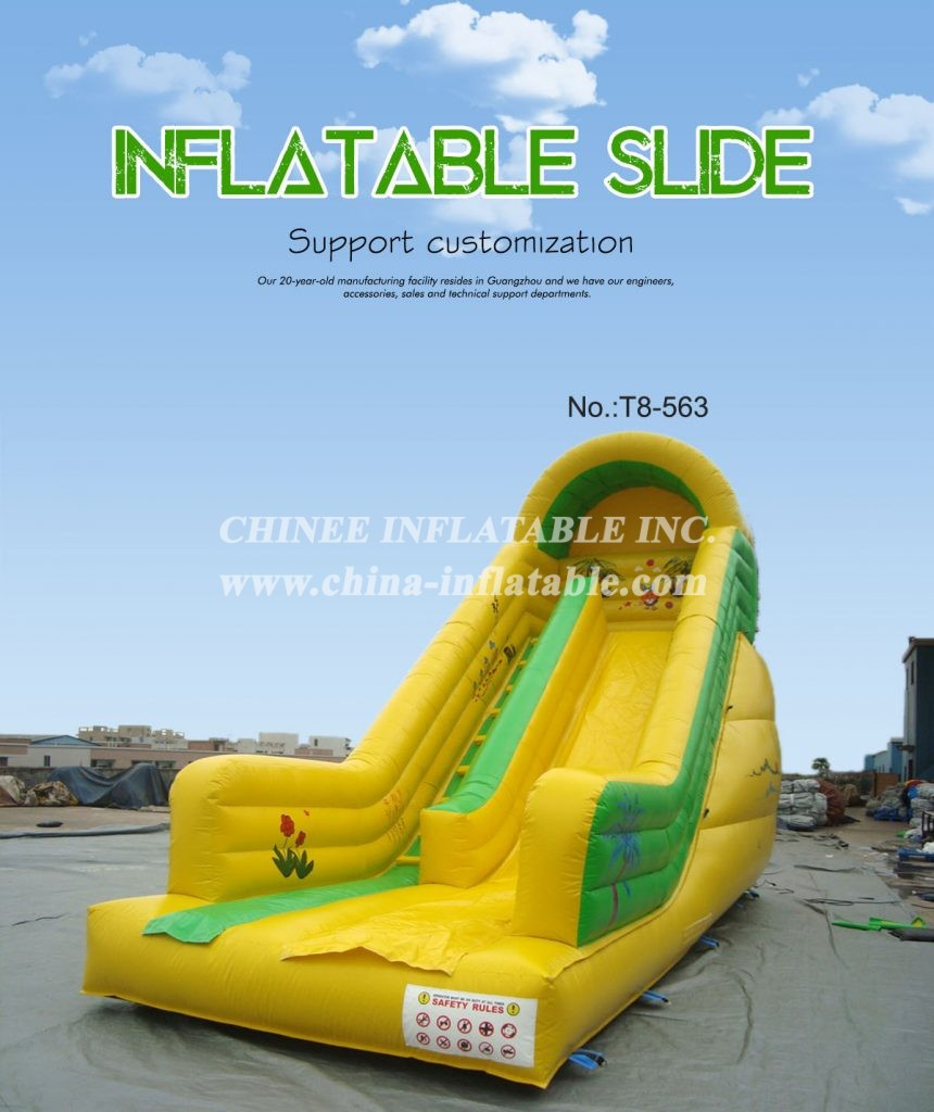t8-563 - Chinee Inflatable Inc.