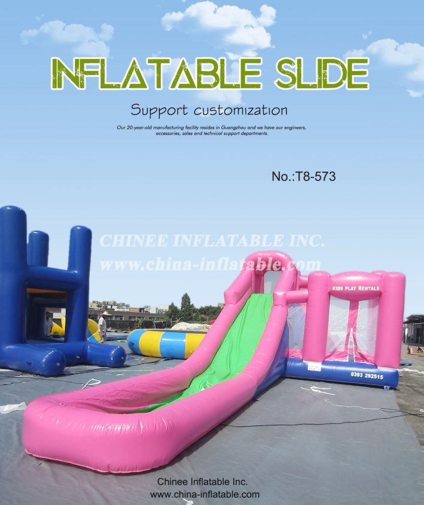 t8-573 - Chinee Inflatable Inc.