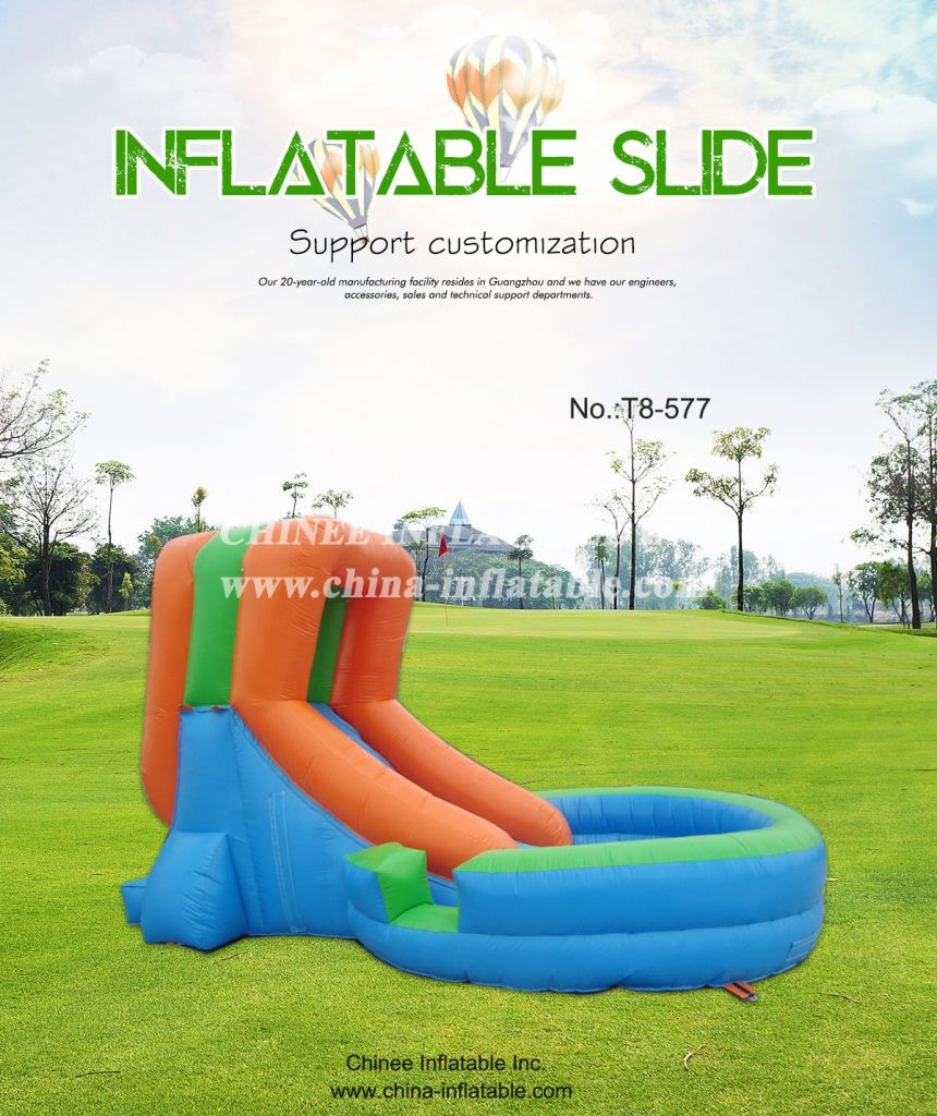 t8-577s - Chinee Inflatable Inc.