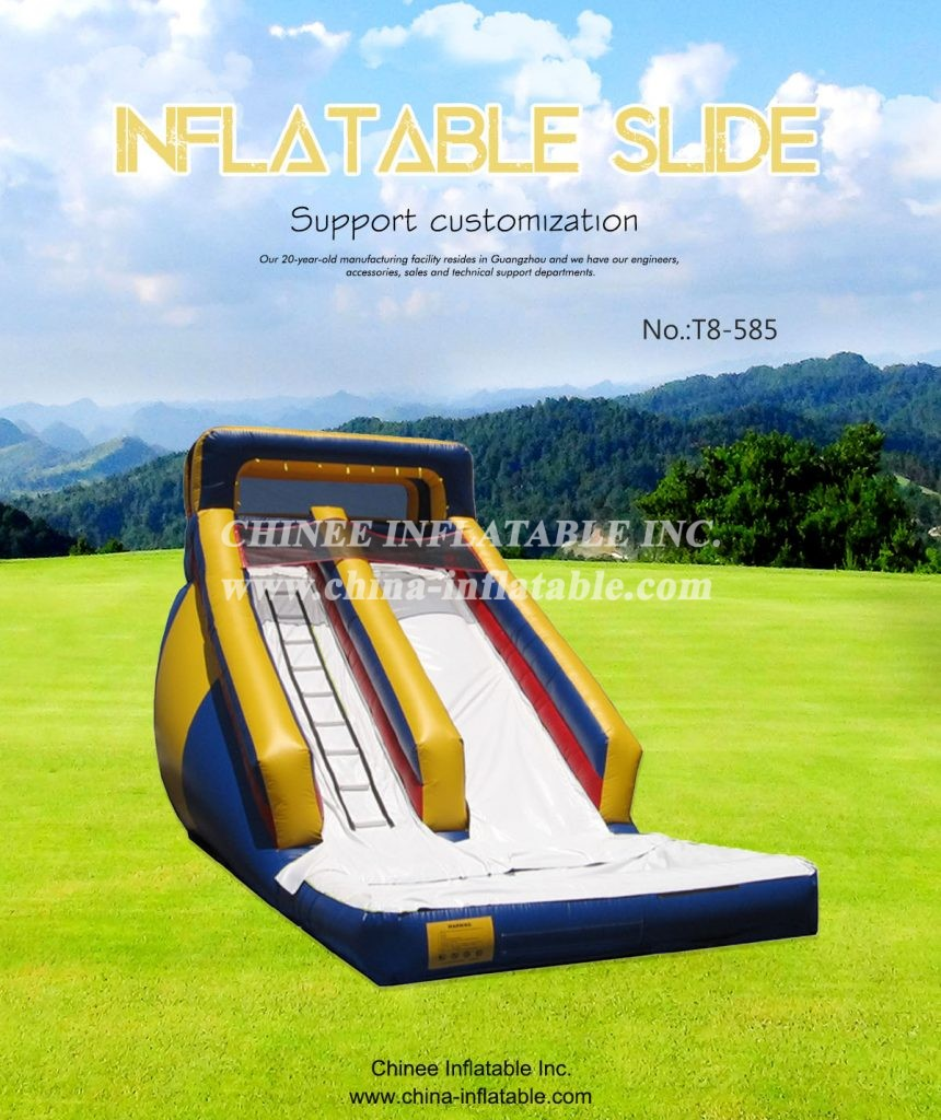 t8-585 - Chinee Inflatable Inc.