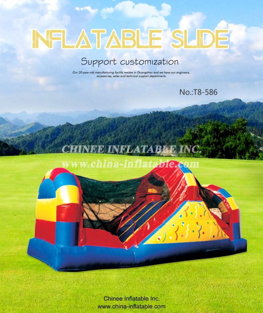 t8-586 - Chinee Inflatable Inc.