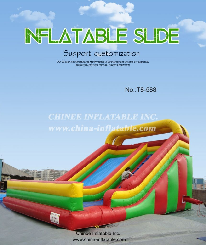 t8-588 - Chinee Inflatable Inc.