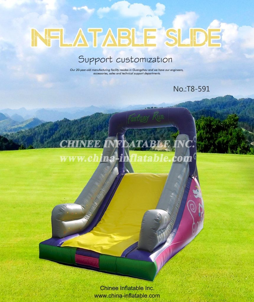 t8-591 - Chinee Inflatable Inc.