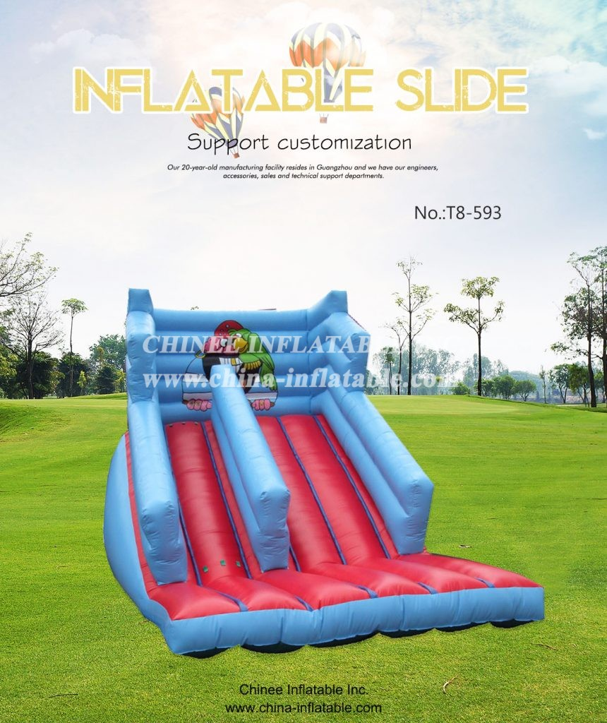 t8-593 - Chinee Inflatable Inc.
