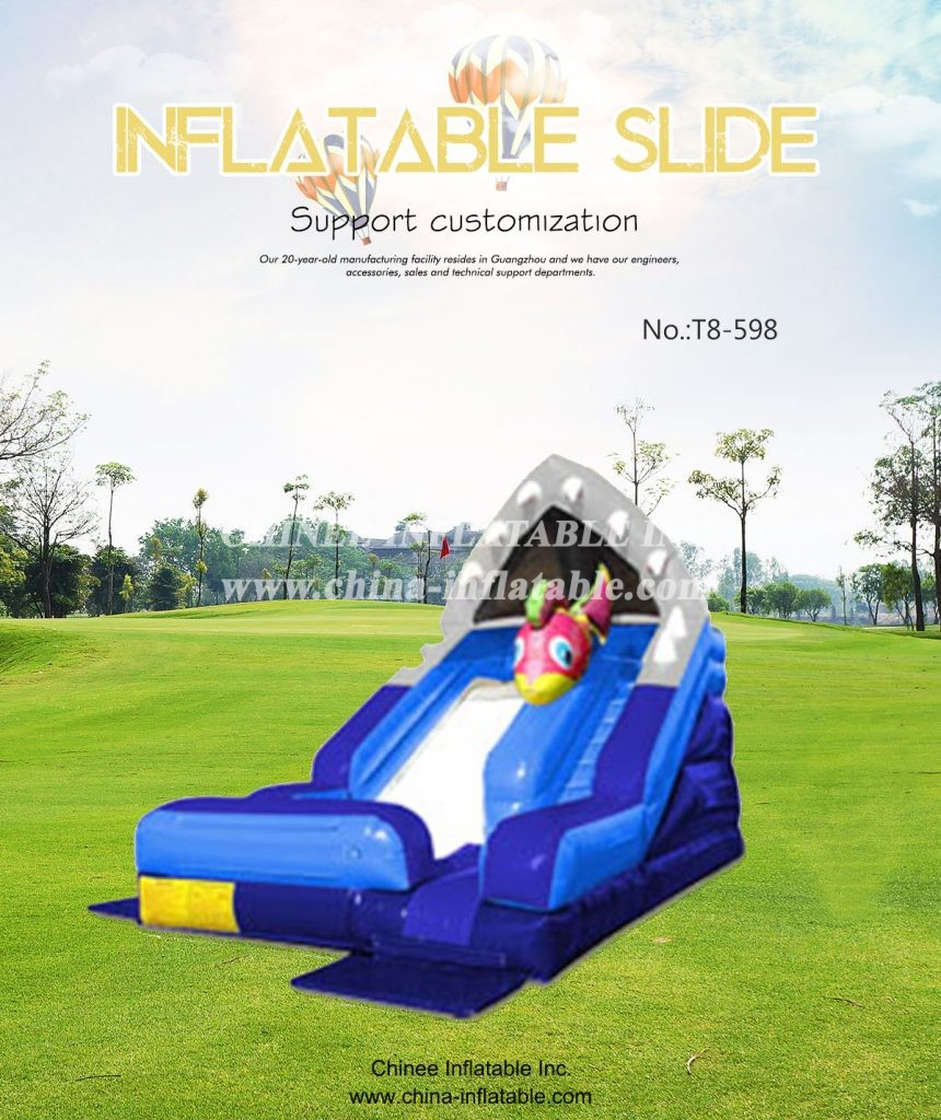 t8-598 - Chinee Inflatable Inc.