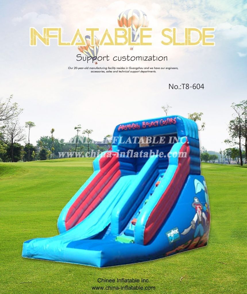 t8-604 - Chinee Inflatable Inc.