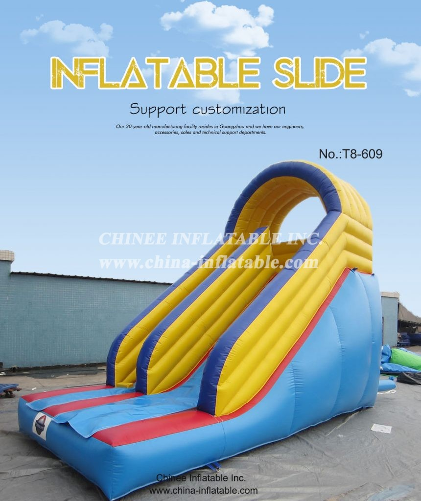 t8-609 - Chinee Inflatable Inc.