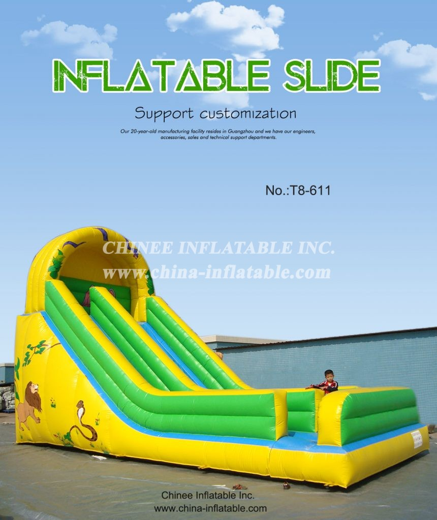 t8-611 - Chinee Inflatable Inc.