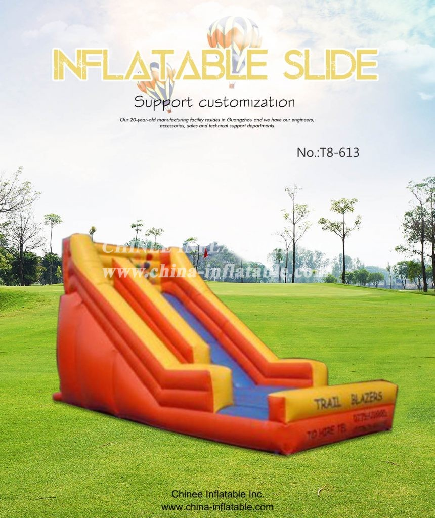 t8-613 - Chinee Inflatable Inc.