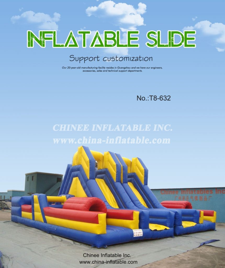 t8-632 - Chinee Inflatable Inc.