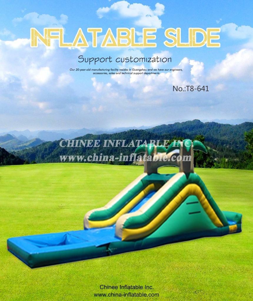 t8-641 - Chinee Inflatable Inc.