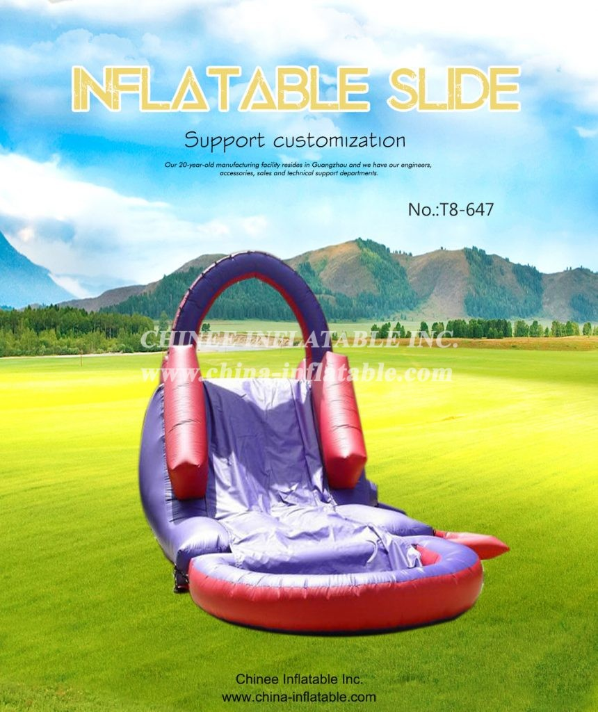 t8-647 - Chinee Inflatable Inc.