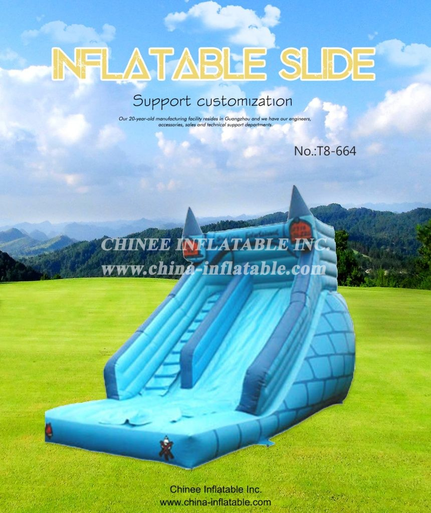 t8-664 - Chinee Inflatable Inc.