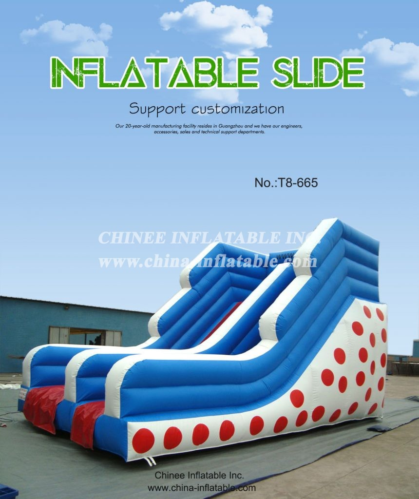 t8-665 - Chinee Inflatable Inc.